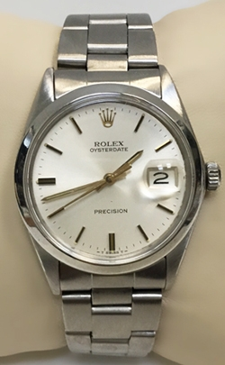 Rolex Oyster Precision Watch