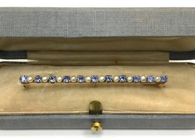 Antique Bar Pin